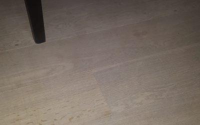 Verhuisschade vloer